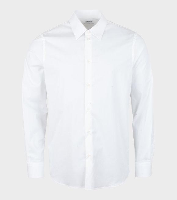 Filippa K - James Stretch Shirt White
