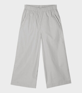 Wide Pant Stone Grey