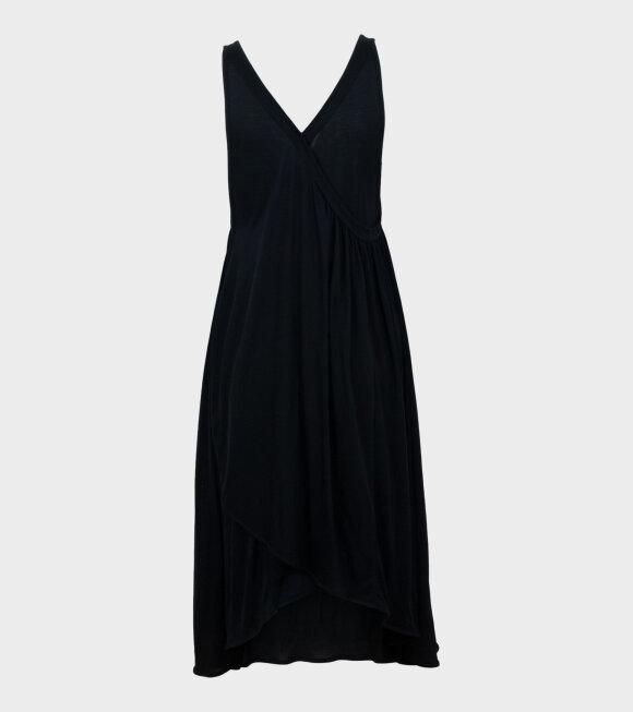Henrik Vibskov - Windy Jersey Dress Black