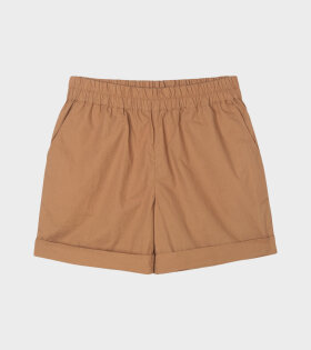 Shorts Long Tabacco