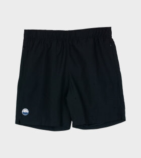 Pedan Crash Shorts Black