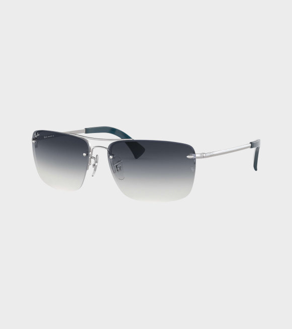 Ray-Ban - RB3607 Blue Gradient Mirror
