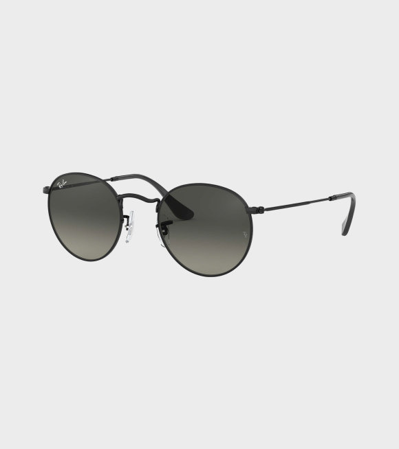 Ray-Ban - Round Flat Lenses Grey Gradient