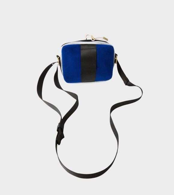 Acne Studios - Hidey Bag Blue/Red