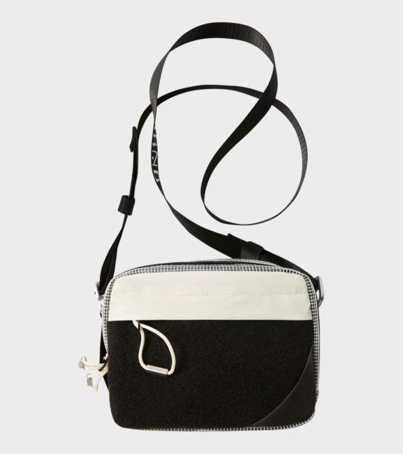 Acne Studios - Hidey Bag Black/White
