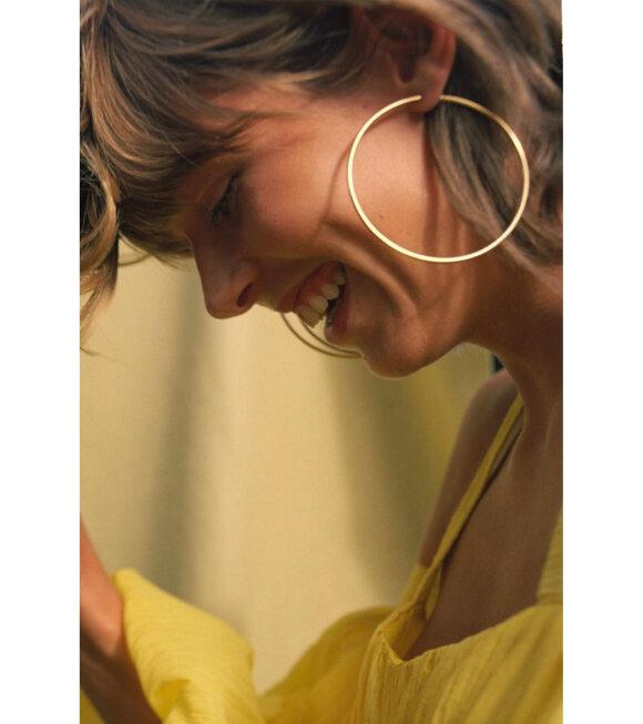 Maria Black - Senorita 70 Hoop Gold