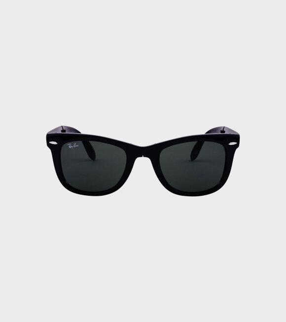 Ray-Ban - Wayfarer Folding Black