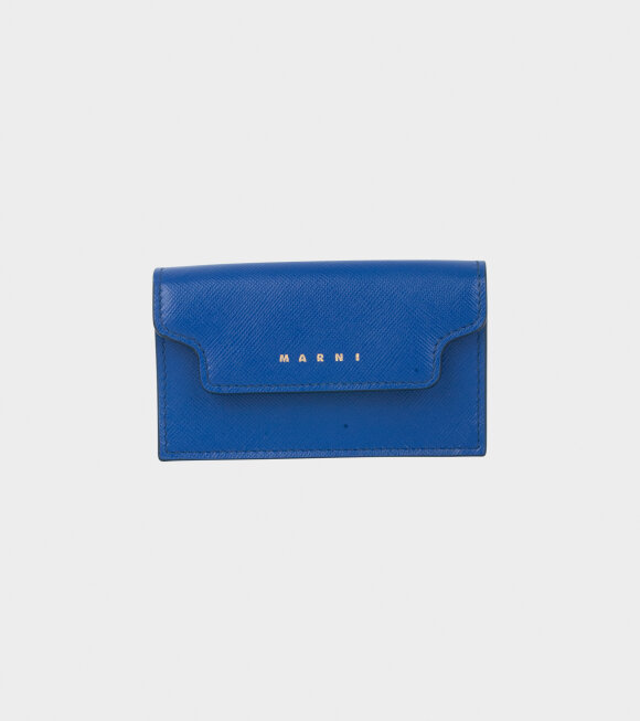 Marni - Classic Wallet Blue