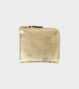 Classic Wallet Gold
