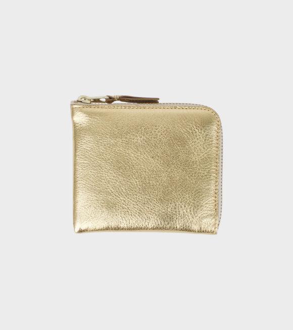 Comme des Garcons Wallet - Classic Wallet Gold