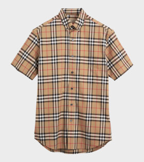 Jameson SS Shirt Antique Yellow