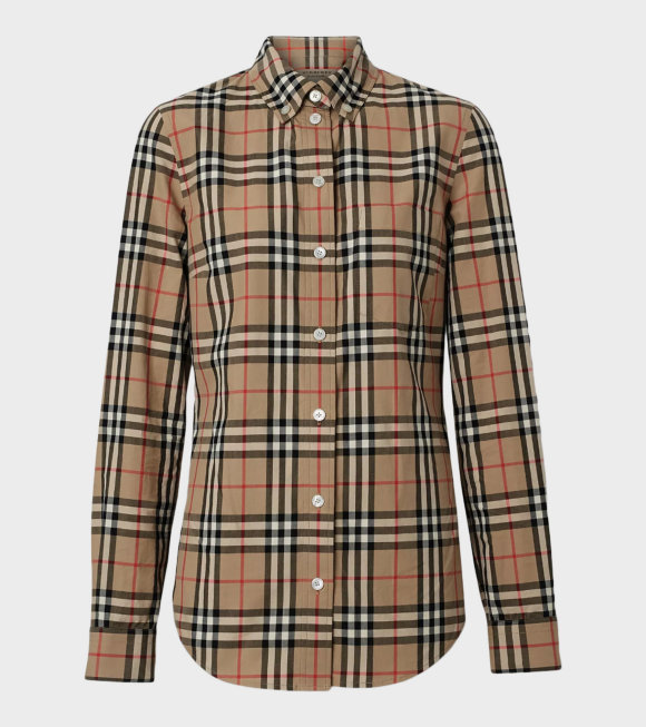 Burberry - Lapwing SR Shirt Archive Beige