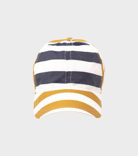 Baseball Cap Multi Stripes
