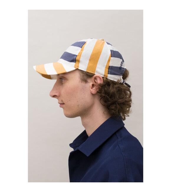 Sunnei - Baseball Cap Multi Stripes