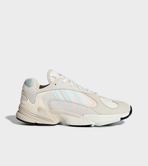 Adidas  - Yung-1 Off White/Ice Mint