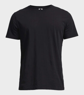 Pima Plain Tee Black