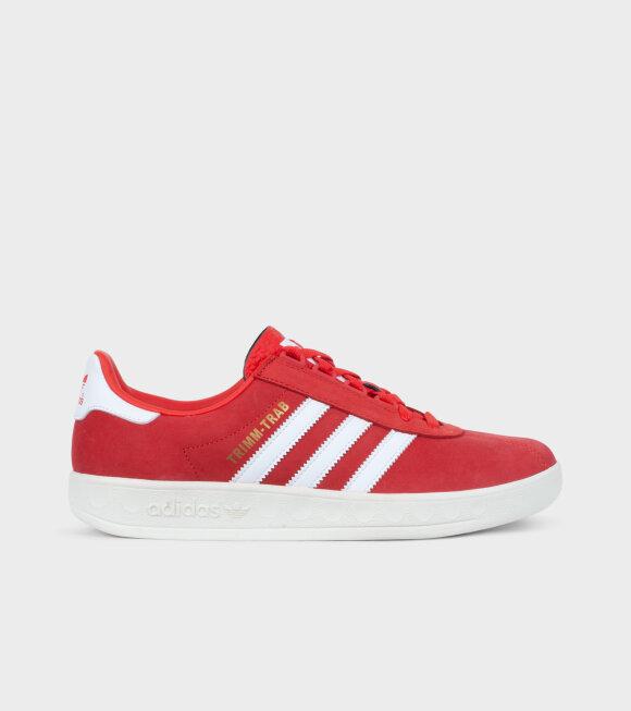 Adidas  - Trimm Trab Red