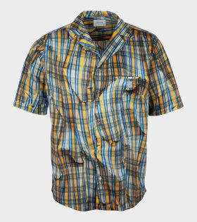 Teddy Bowling SS Shirt Multi Print