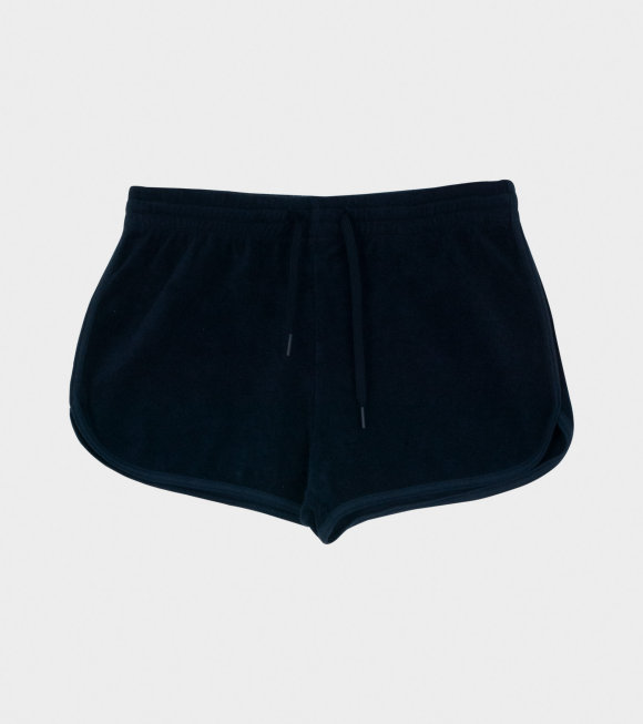 Terry Jersey Shorts Navy