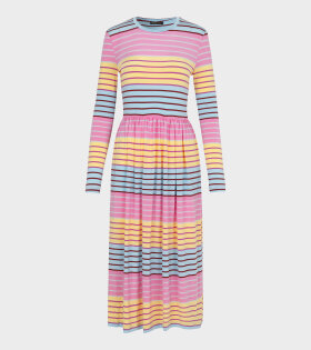 Joel Dress Stripes