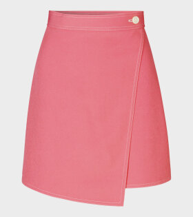 Alexa Tailoring Skirt Rose