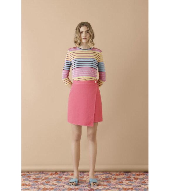 Stine Goya - Alexa Tailoring Skirt Rose