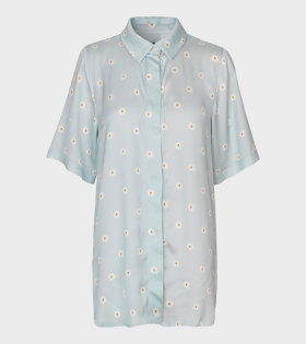 Zoey Shirt Daisy Blue