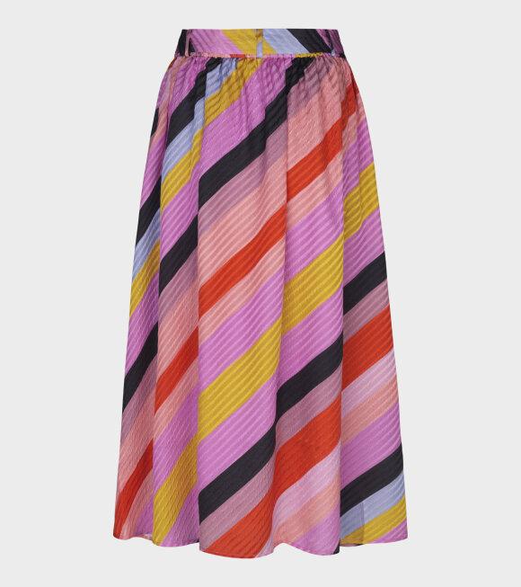 Stine Goya - Audrey Silk Skirt Parallels