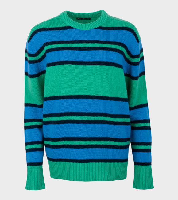 Acne Studios - Nimah Sweater Green Multi