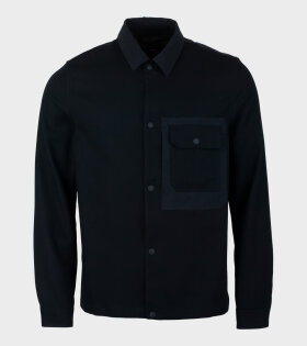 Mens Work Jacket Black, Paul Smith jakke, Sort jakke