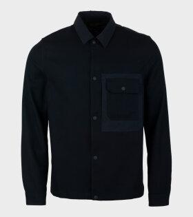 Mens Work Jacket Black, Paul Smith jakke, Sort jakke