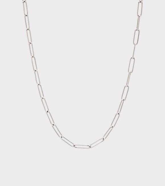 Tom Wood - Box Chain Silver
