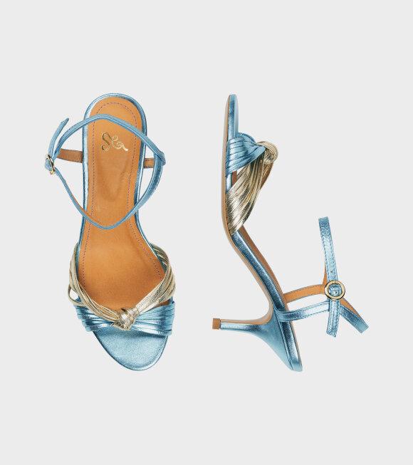 Stine Goya - Olly Heels Metallic