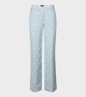 Marcel Pants Daisy Blue