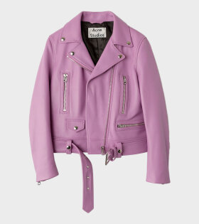 Acne Studios - Mock Jacket Lilac Purple