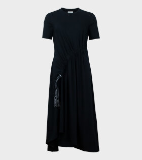 Draw Dress Black
