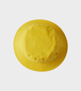 Acne Studios - Buk Face Hat Yellow