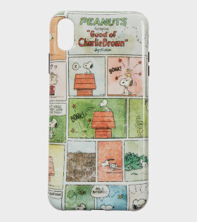 Peanuts Comic iPhone 10 Plus Cover