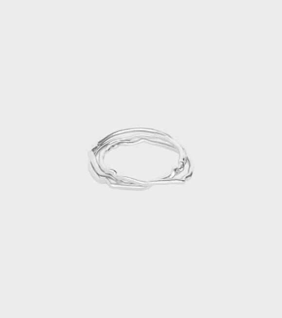 Trine Tuxen - Betty Ring Silver