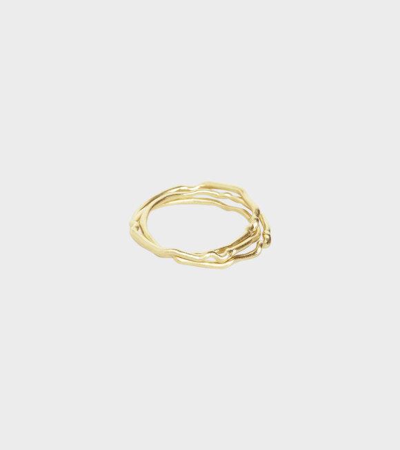 Trine Tuxen - Betty Ring Gold