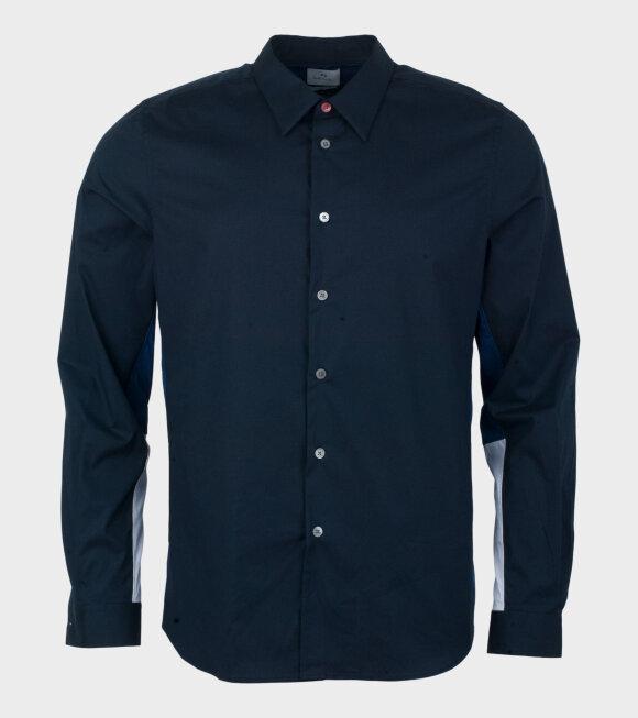 Paul Smith - Mens Tailored Shirt Navy