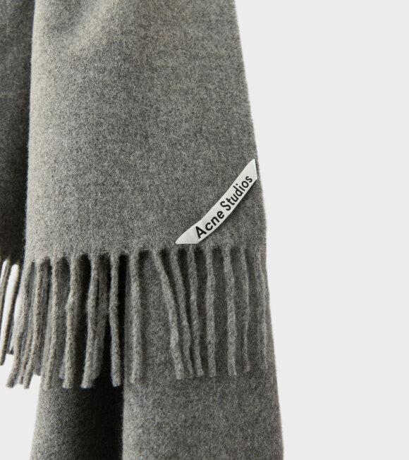 Acne Studios - Canada New Grey Melange