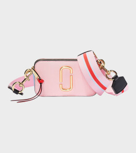 Snapshot Small Camera Bag Pink Multi