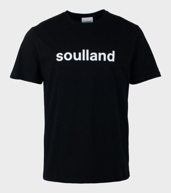 Soulland - Logic Chuck T-shirt Black