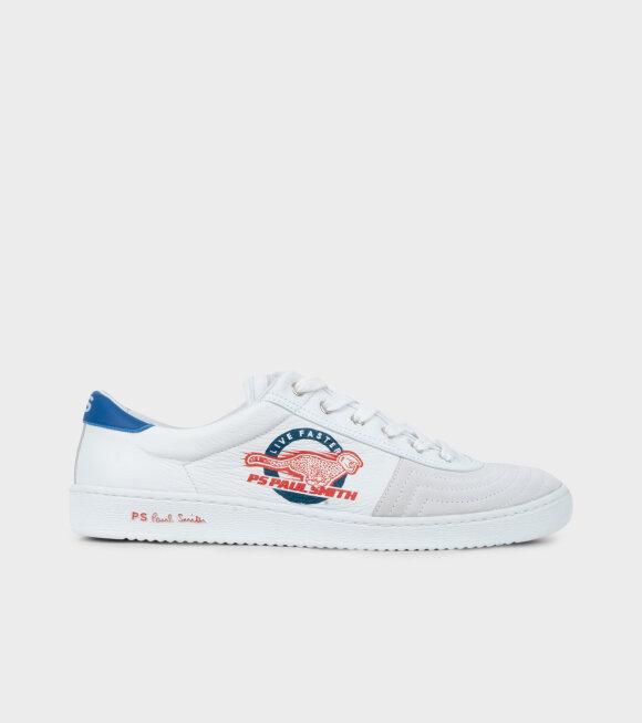 Paul Smith - Mens Shoe Lockie White