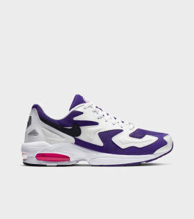 Nike Air Max2 Light Purple - dr. Adams