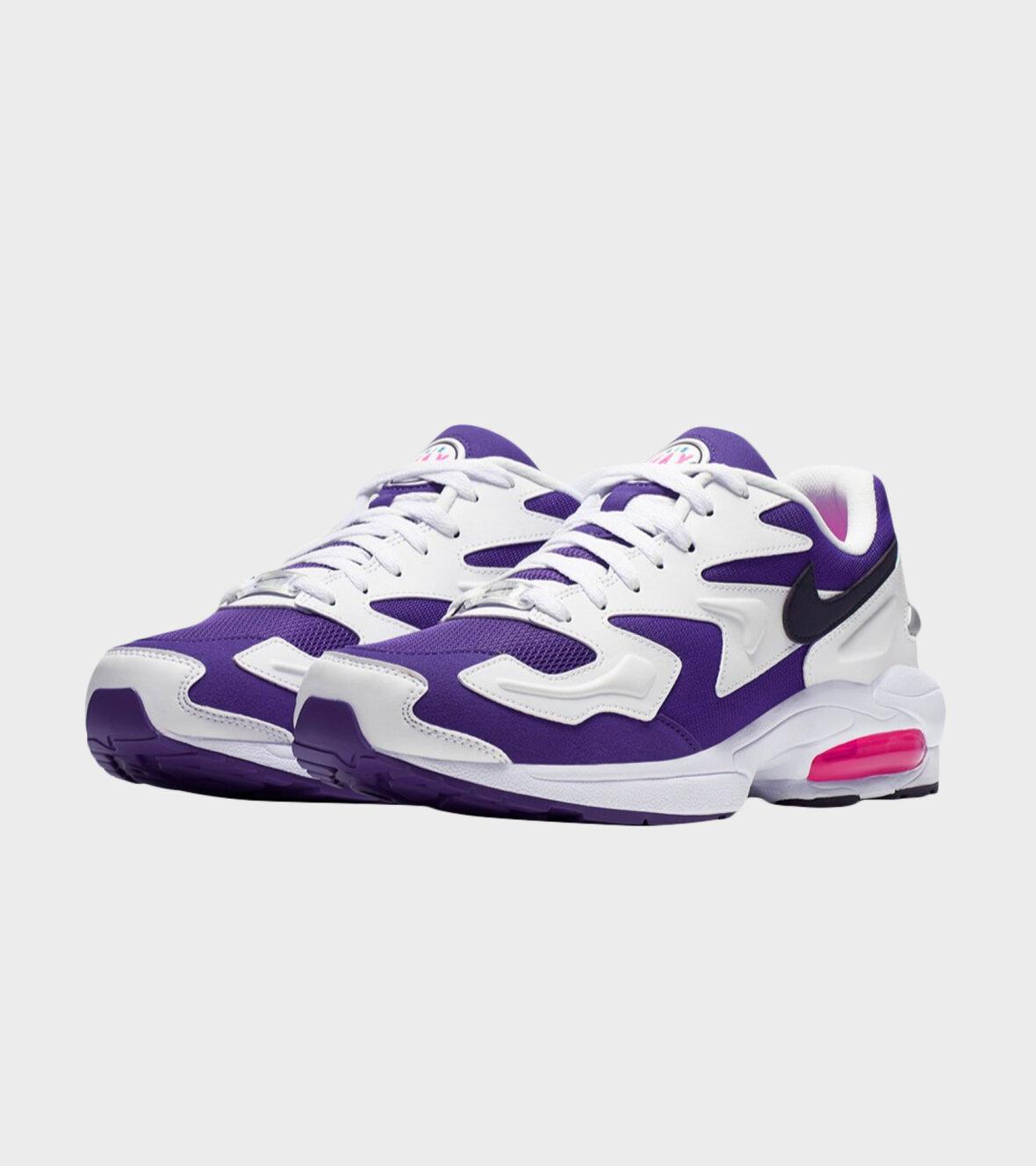 Nike Air Max2 Light Purple dr. Adams