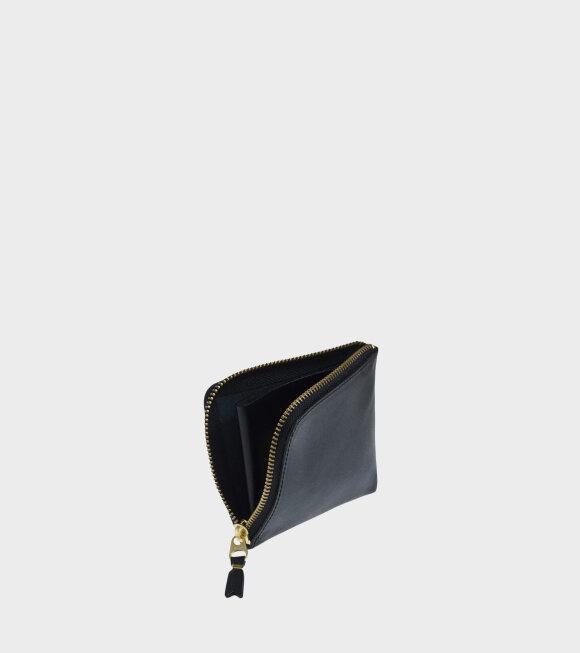 Comme des Garcons Wallet - Classic Wallet Black