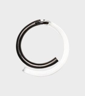 Monies - Kuala Lumpur Necklace Black And Acrylic
