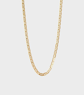 Maria Black - Carlo Necklace 43 Gold